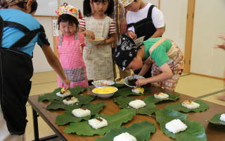 郷土料理・文化継承