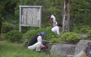 2012城山清掃(春)